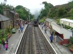 Goathland Steam Railway Station