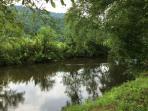 Hiawassee River Access