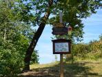 Wanderschuhe nicht vergessen - Do not forget hiking shoes