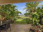 Sip your morning coffee and toast the sunset at Happy Hour on the ocean-view condo lanai