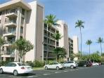 D Bldng, 1 of 4 buildings in the complex. Comes with a dedicated parking stall. 150 yrd to the beach