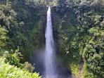 water falls!
