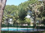 Troisième piscine