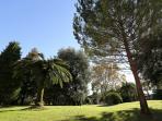 Parc de la résidence