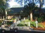Enjoy playing golf at the nearby Tom Fazio Golf Course