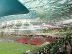 Gd stade 'Allianz riviera ' pour l'Euro 2016 Football JUIN -JUILLET