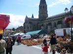 Le Dorat Artisan's Market