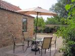 Wolds View Patio
