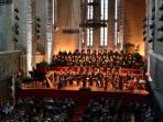 Chaîse Dieu Festival, classic music concerts