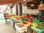 Joys of France  Local Village