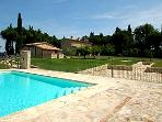 4 bedrooms house with private pool near Todi