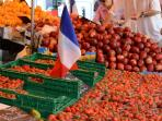 You can buy locally sourced fruit and vegetables. Just taste the difference, and