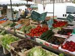 Wonderful local markets every day of the week
