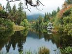 Lake Fullmore 15 minutes away
