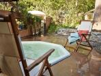 Take a dip in the spa & enjoy all the nature Idyllwild has to of