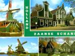 Zaanse Schans - UNESCO World Cultural Heritage site - 10 minute drive from the house