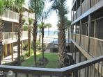 Deck Balcony View