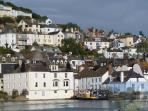 Dartmouth &  Lower Ferry slipway. (Kingswear to Dartmouth) approx. 30 seconds from property.