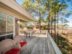 Second Floor Master Private Deck