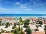 La meravigliosa spiaggia di San Benedetto