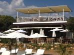 Salduna Beach - Bar and Restaurant. 5 min walk
