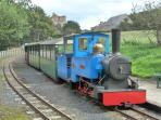 Heatherslaw Light Railway.
