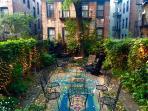 A Harlem Renaissance Garden.