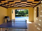 Villa 81 - complete with your own table tennis table