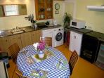 Rhu Cottage Kitchen/Diner