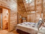 King Bed Master Bedroom