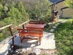 common outdoor area