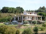 Relaxing Rural Villa close to Rome and to many local attractions