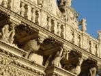 Baroque Church in Lecce