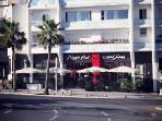 Pizza Hut de la Place Alyassir