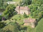Chateau de Frugie - Bed and breakfast