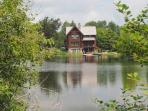 30 min lake retreat from U.S. Open, Erin, WI.