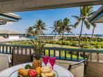 Poipu Sands 225 Only 100 yards from Shipwreck Beach and the Hyatt! 2 bed/2 bath, heated pool! Free car with stays 7 nts or more*