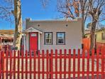 This charming adobe house is located in a lovely neighborhood just a few miles away from downtown Prescott.