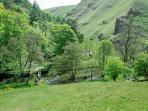 Wolfscote Dale - walkable from The Hay Barn