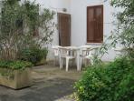 little courtyard