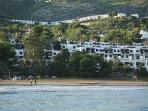 Marino apartments by Las Fuentes beach