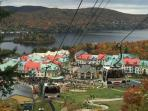 Lac Tremblant and resort