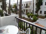 Casa Melda terrace
