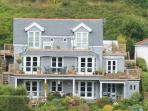 Compass Rose is a fabulous house located 7 mins walk from central Dartmouth
