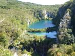 Famous national park Plitvice just 2 hours drive, 3 other parks nearby