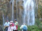 Plitvice and other excursions availabile, local transport and boat excursions as well