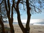 The beach, La Plage des Nonnes