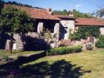 Casa Colonica and garden