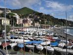 Arenzano: il porto turistico