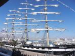 'Escale à Sète' : les plus grands voiliers du monde sous nos fenêtres !